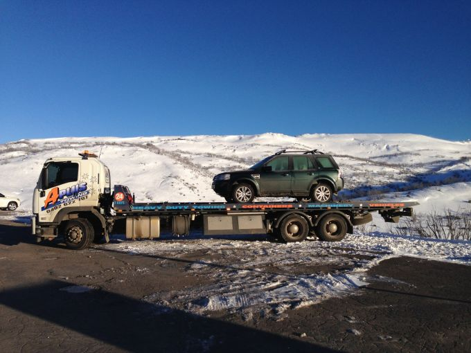 Reliable Raodside Assistance APlus Towing