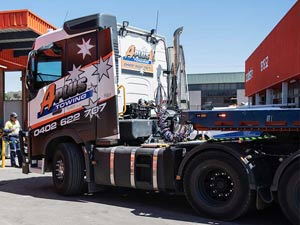 truck tow service canberra